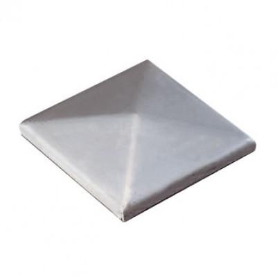Vierkante paalkap