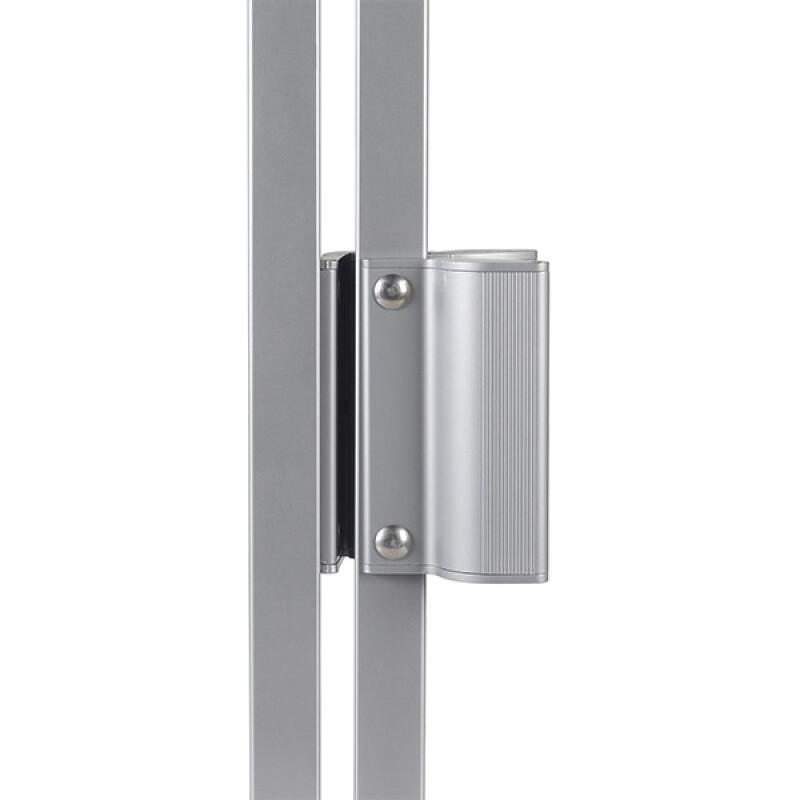 Locinox MAG3000 magneetslot met greep - 300 kg - 12V/24V - AC/DC