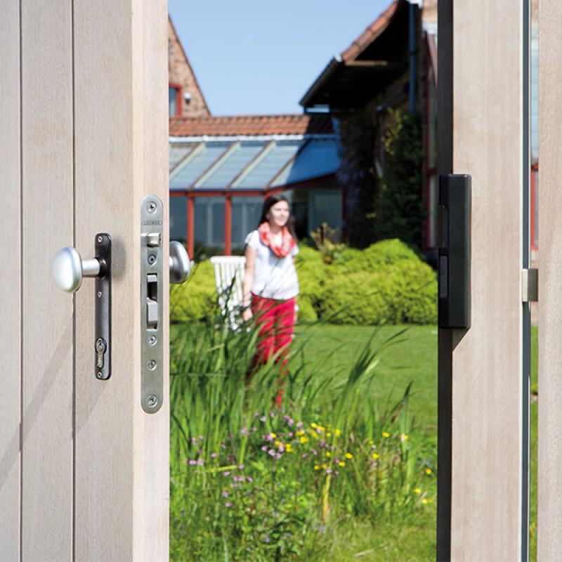 Locinox RUPTURA elektrische opener – Voor Hybrid slot – Profiel > 50 mm