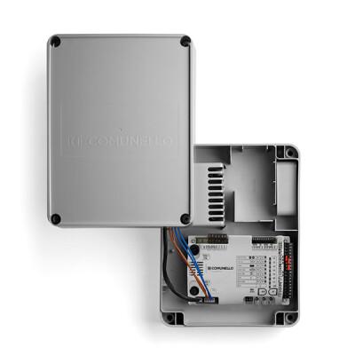 Comunello QUAD sturing voor poortopeners – 1 of 2 motoren – 24 V
