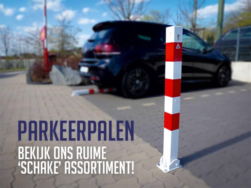 Parkeerpalen in beeld