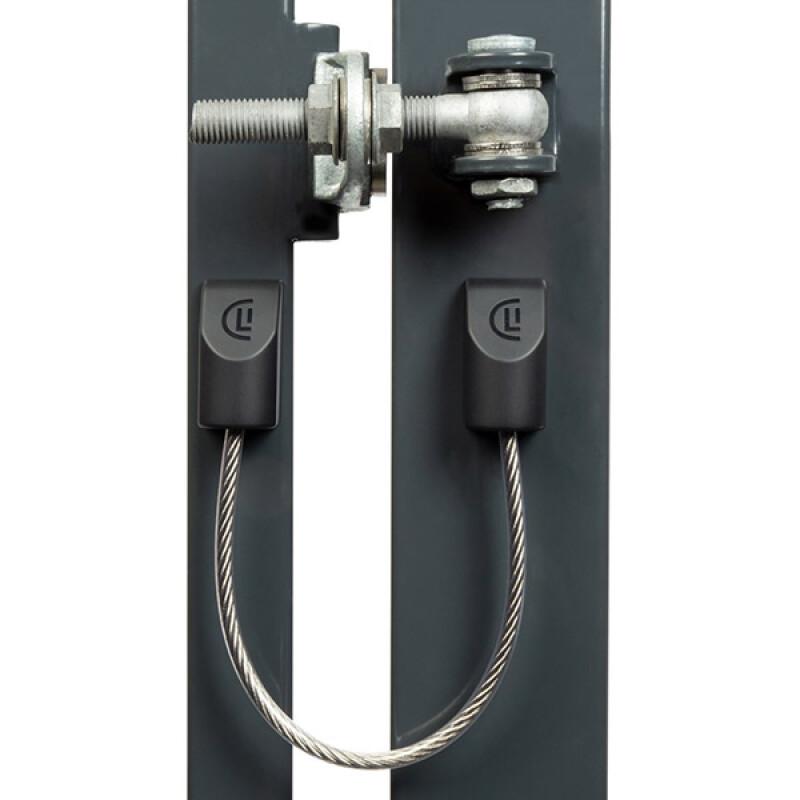 Locinox U-SAFE veiligheidskabel – RVS – Voor poorten tot 500 kg