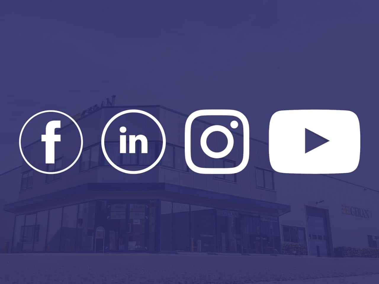 Volgt u ons al op social media?