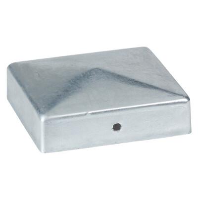 Locinox paalkap – Voor vierkant profiel – Volbad verzinkt