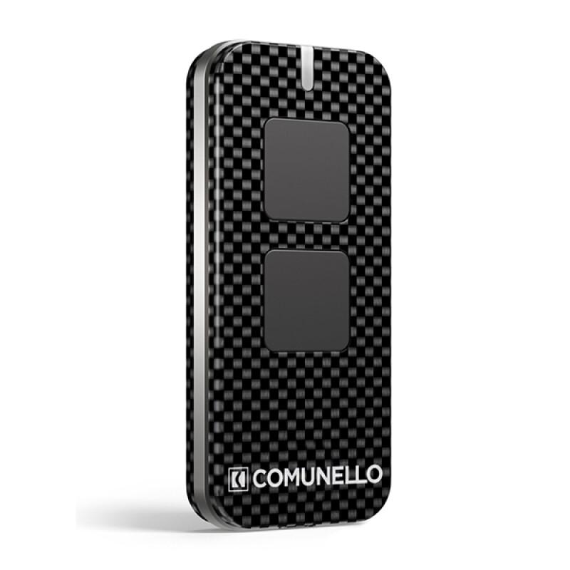 Comunello Victor 55 handzender – 2-kanaals – Rolling code – Carbon