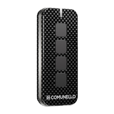 Comunello Victor 50 handzender – 4-kanaals – Rolling code – Carbon