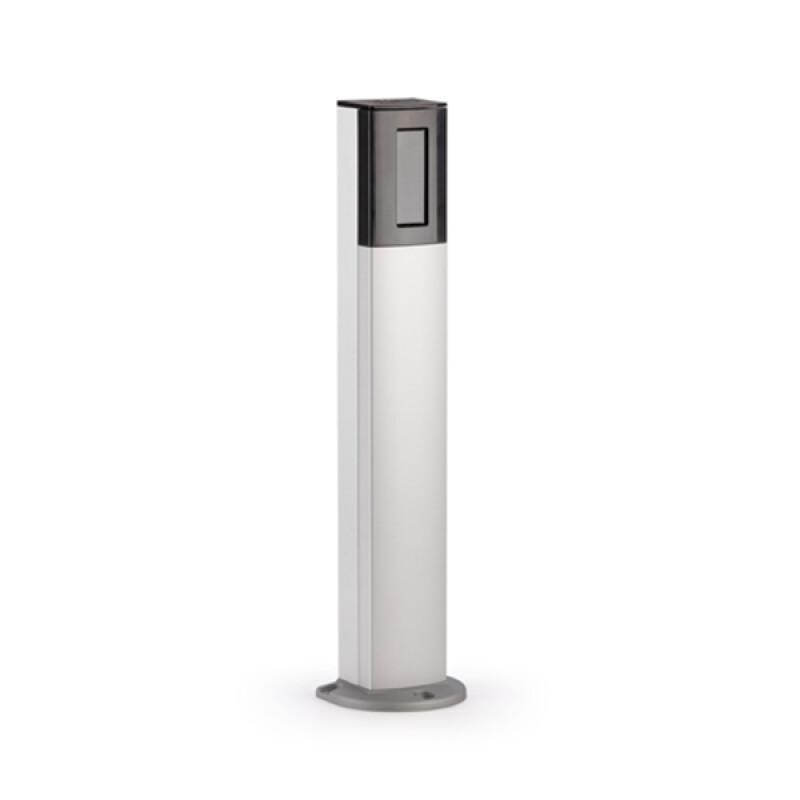 Comunello MAST 50 aluminium fotocelstaander – Voor DART fotocel – H= 50 cm