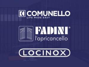 Garantie Comunello, Fadini & Locinox