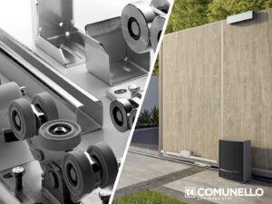 Comunello Automation & Gate Division in beeld