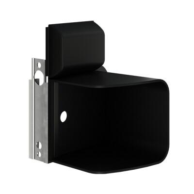 Locinox-afschermkap-SHROUD-LF-Voor-mechanisch-codeslot-FREE-VINCI-Mat-zwart