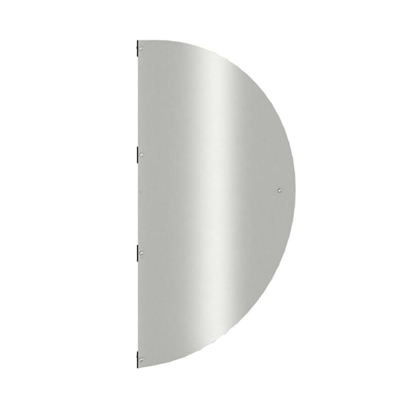 Locinox afschermplaat SHROUD-SA - Aluminium